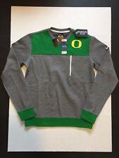 Nike Oregon Ducks AV15 Fleece Crew Sweat Top Shirts Mens Size L