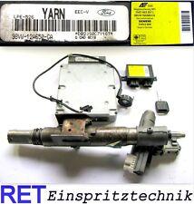 Steuergerät Motorsteuergerät 98VW-12A650-GA Ford Galaxy 2,0 Komplettkit