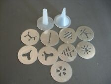 WearEver Super Shooter 9 Cookie Discs and Decorator - Filler Tip replacement