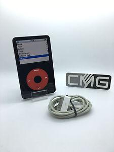 Apple iPod Video Classic 30GB 5G 5.Generation U2 Edition neuwertig vom Händler