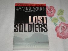 LOST SOLDIERS by JAMES WEBB       +ARC+  -JA-