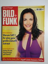 Bild + Funk 13 vom 23.3.2001 - Bettina Zimmermann / Billie Zöckler / J. Draeger