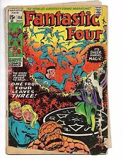 FANTASTIC FOUR NO 110-MAY-1971-GOOD CONDITION 2.0