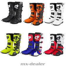 2021 O'Neal Rider Pro Motocross Cross Stiefel  Enduro Boot Quad MX Supermoto
