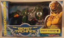 Transformers Beast Machines Mega Heroic Maximal Rattrap Hasbro Beast Wars (MISB)