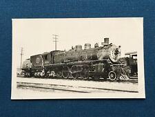 Spokane Portland & Seattle Railway Engine Locomotive No. 626 Antique Photo