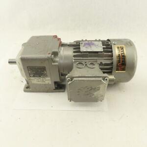 Nord 172-71/4 1/2Hp Gear Reducer 230/4600V 3Ph 53Rpm