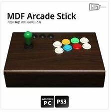 MDF Arcade Stick Windows PC/PS3