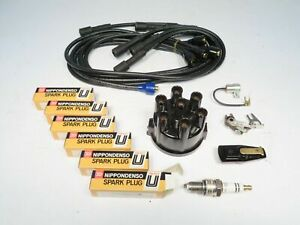 Ignition Tune Up Kit Fits Datsun 240Z w/ M.T. 1970-1973  EP331MK