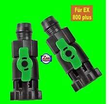 Vannes d'admission Robinet d'arrêt pour TETRA Filtre externe EX 800 plus TEC 2