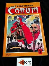 Comics Comic Michael Moorcock's CORUM Retapado del 1 al 4 Español First Comics