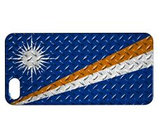 Coque iPhone SE Drapeau ILES MARSHALL 05