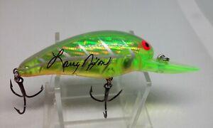"BOMBER/Excalibur Model A 7A Larry Nixon Chart Holo 2 1/2"" Crankbait fishin lure"