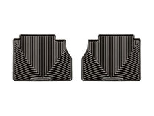 WeatherTech All-Weather Floor Mats for Toyota Sequoia and Tundra 2nd Row 2-Piece