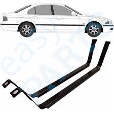 BMW 5 E39 1996-2004 SALOON FUEL TANK STRAPS BRACKETS / SET OF 2