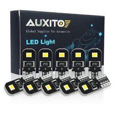 10X 6000K Canbus 2825 T10 168 194 Interior License Side Marker LED Light Bulb 2E