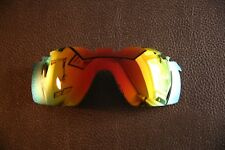 PolarLenz POLARIZED Fire Red Replacement Lens for-Oakley RadarLock XL sunglasses