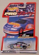 Mattel Team HotWheels Pro Racing Die-Cast NASCAR David Green CAT #96 NEW