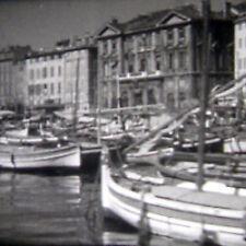 Film 16 mm: Côtes de la Méditerranée