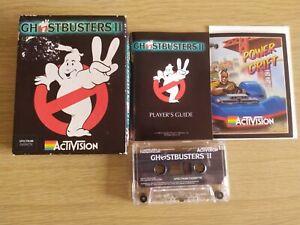 Ghostbusters 2 - Big Box - ZX Spectrum 48k/128k Movie Tie- in Vintage
