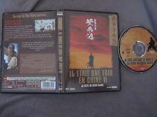 Il était une fois en Chine II de Tsui Hark avec Jet Li, DVD, Action/Kung-Fu