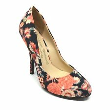 Women's Vivienne Westwood Pump Heels Shoes Size 35 EU/4.5-5 US Floral Slip On Y9