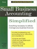 Small Business Accounting Simplified Paperback Daniel Sitarz