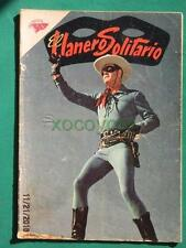 1963 THE LONE RANGER #140 CLAYTON MOORE PHOTOCOVER SPANISH MEXICAN COMIC NOVARO