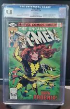 X-Men #135 (1980) CGC 9.8 White Pages 1st appearance of Senator Robert Kelly
