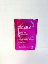 MALIBU 2000 COLOR CORRECTION QUICK FIX NATURAL WELLNESS TREATMENT PACK X1