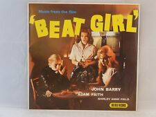 John Barry / Adam Faith / Shirley Anne Field ‎– Music From The Film Beat Girl