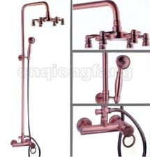 Single Lever Round Hot & Cold Bathroom Taps