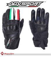 guantes de moto, guantes para moto, guantes motocicleta, OCTA AGVSPORT guantes