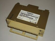 Siemens  OUTPUT MODULE 8POINT RELAY 30VDC-230VAC