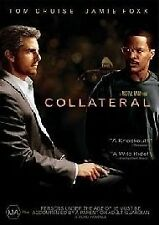 Collateral DVD  R4 Tom Cruise Jamie Foxx