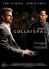 Collateral (DVD, 2005) Region 4 - Tom Cruise, Jamie Foxx
