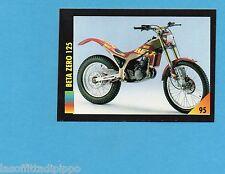 Figurina/CARD-LA MIA MOTO-Master '93- n.95- BETA ZERO 125
