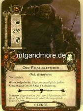 Lord of the Rings LCG  - 2x Ork-Felsenkletterer  #030 - Die Erben von Numenor