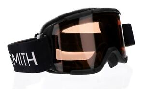 Smith 257142 Youth Daredevil Ski Snowboard Snow Goggle Black