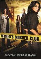 WOMEN'S MURDER CLUB - COMPLETE FIRST SEASON 1 - DVD - UK Compatible
