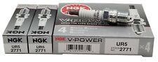 6 Plugs NGK SPARK PLUGS 2771/UR5 V-POWER