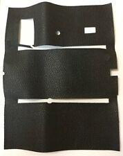 Paillard Bolex 16mm 8mm Movie Camera Black Leather Skin Covering Part# BC-4254