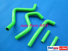 For Kawasaki KX250 Radiator Silicone  Hose 95-98 1995 1996 1997 1998