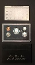 1992 United States Mint Silver Proof Set  $19.95 each.