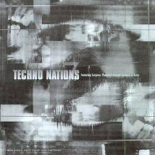Techno Nations 7 (1998) Monolake, Ghetto Blaster, Ratio, James Ruskin, Pla... CD []
