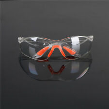 Clear Anti-impact Factory Lab Outdoor Work Eye Protective Safty Goggles Glasses