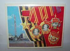 Vintage l'URSS 1978 Un ensemble cartes postales 15pc la VILLE-HÉROS de LENINGRAD