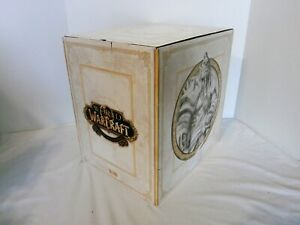 World Of Warcraft 15th Anniversary Collector Edition Box Set Complete Sealed