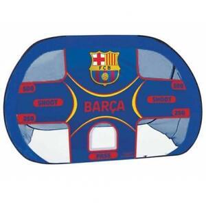 FC Barcelona 2 in 1 Pop Up Training Target Goal Official Merchandise