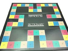 Pictionary Replacement Board ONLY Pictionary Board Game By Parker 1985